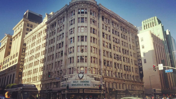 Jewelry Theatre Building, Downtown L.A