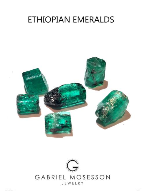 Ethiopian Emeralds