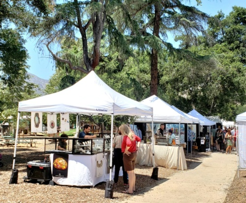 Art in the Park, Ojai, CA